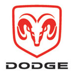 Dodge Ram Head Shield Vinyl Sticker Window / Bumper Decal