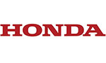 Honda Front Winshield Vinyl Decal Sticker