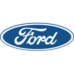 Ford Oval Decal Vinyl Logo